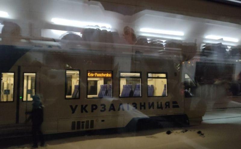 Для 30 пасажирів Укрзалізниця організувала спецрейс до аеропорту Бориспіль - Укрзалізниця, аеропорт «Бориспіль» - 148506486 4010812785619146 2079747114493359357 n1