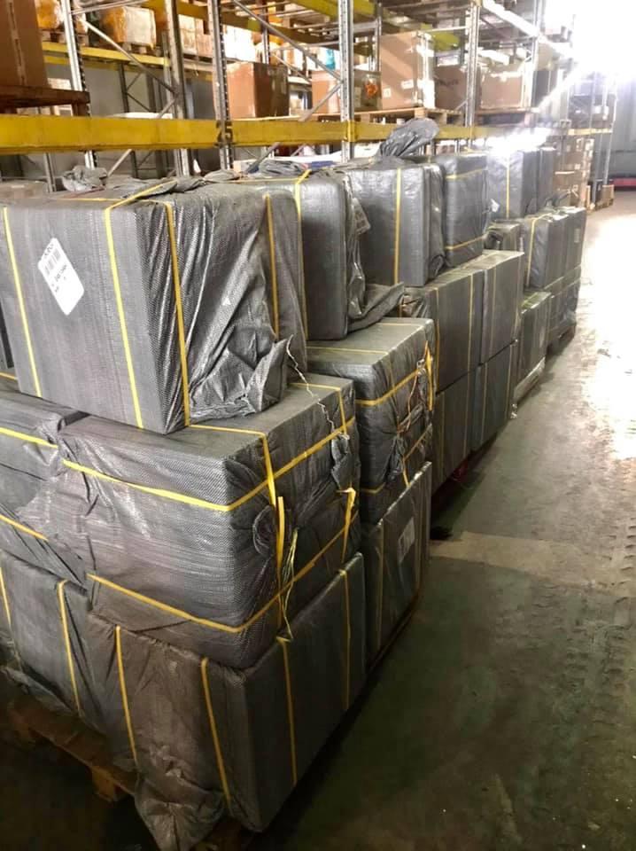В Україну намагалися незаконно ввезти 10 тонн сигарет - сигарети, Київська митниця, аеропорт «Бориспіль» - 149135987 3877872268940206 710354316813420540 n