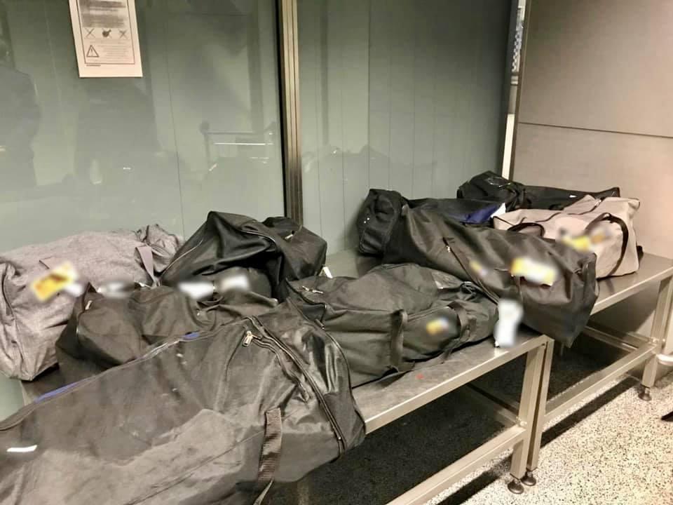 У аеропорту «Бориспіль» затримали чоловіка із 150 кг сирого м'яса - Київська митниця, іноземець - 149296274 3880275065366593 3327234677965594771 n