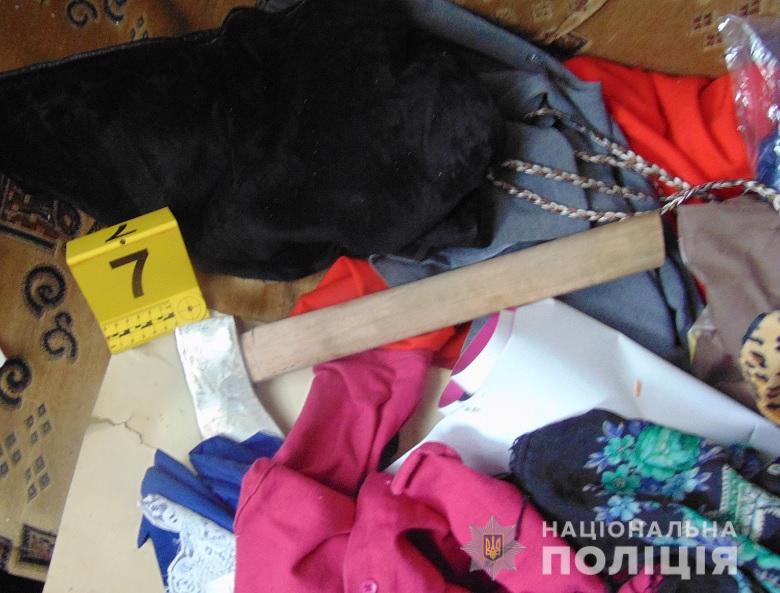 Сокирою по голові: у Києві жінку, яка вдарила співмешканця, затримано - ув'язнення, столиця, сокира, кримінальне правопорушення - 15.02.2021dniprovttu