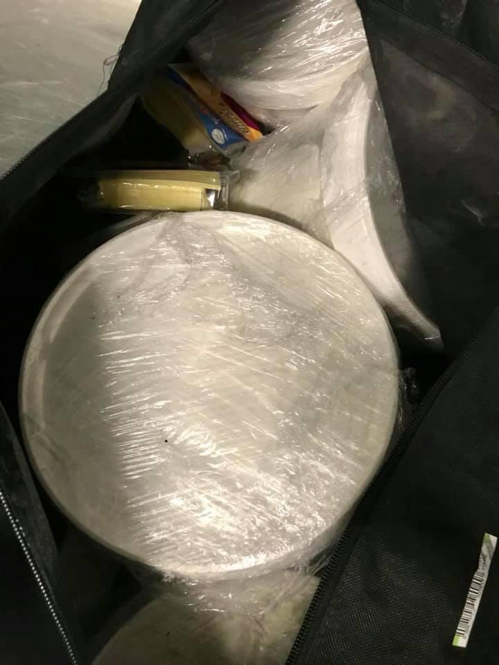 У аеропорту «Бориспіль» затримали чоловіка із 150 кг сирого м'яса - Київська митниця, іноземець - 150144156 3880274958699937 2044451102705278947 n