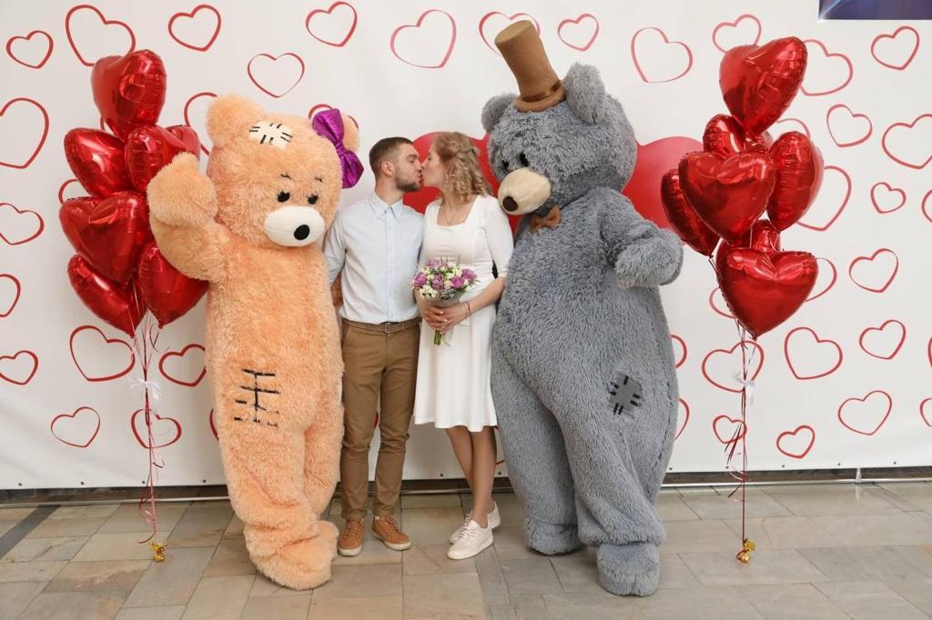 Скільки українців одружилися у День святого Валентина - шлюб, День всіх закоханих - 150780456 1134360033652339 8618422058249339066 o