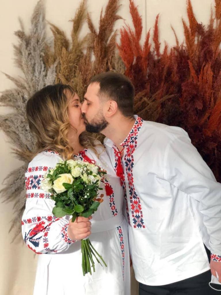 Скільки українців одружилися у День святого Валентина - шлюб, День всіх закоханих - 150841297 1134360026985673 5167776384603376943 o