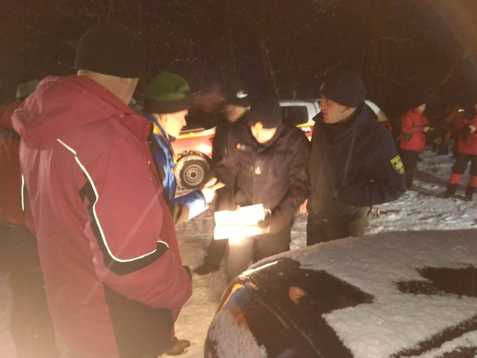 Небезпечні Карпати: рятувальники третій день поспіль шукають киянина (відео) - туристи, Карпати, зникнення - 150862964 577343013223178 8948675694656871478 n 2000x1500