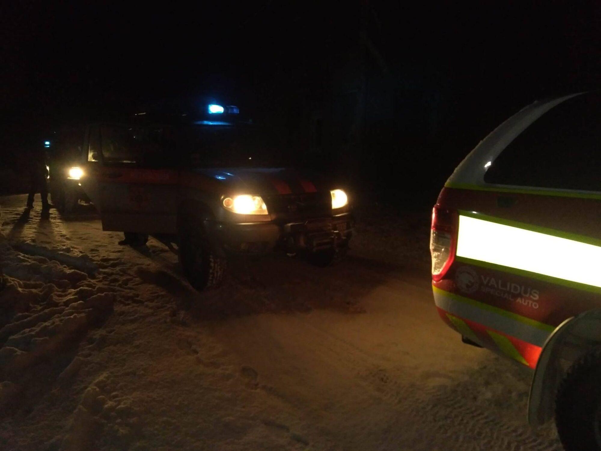 Небезпечні Карпати: рятувальники третій день поспіль шукають киянина (відео) - туристи, Карпати, зникнення - 150862966 3759251054186126 6495521479036213303 n 2000x1500