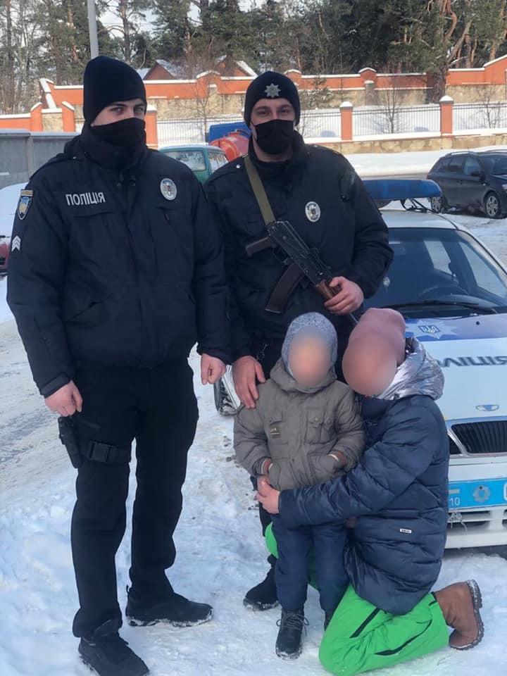 Залишила сина без нагляду: в Українці розшукали зниклу дитину - пошуки, магазин, зникла дитина - 150972160 2446410172169845 1395443389542666347 n