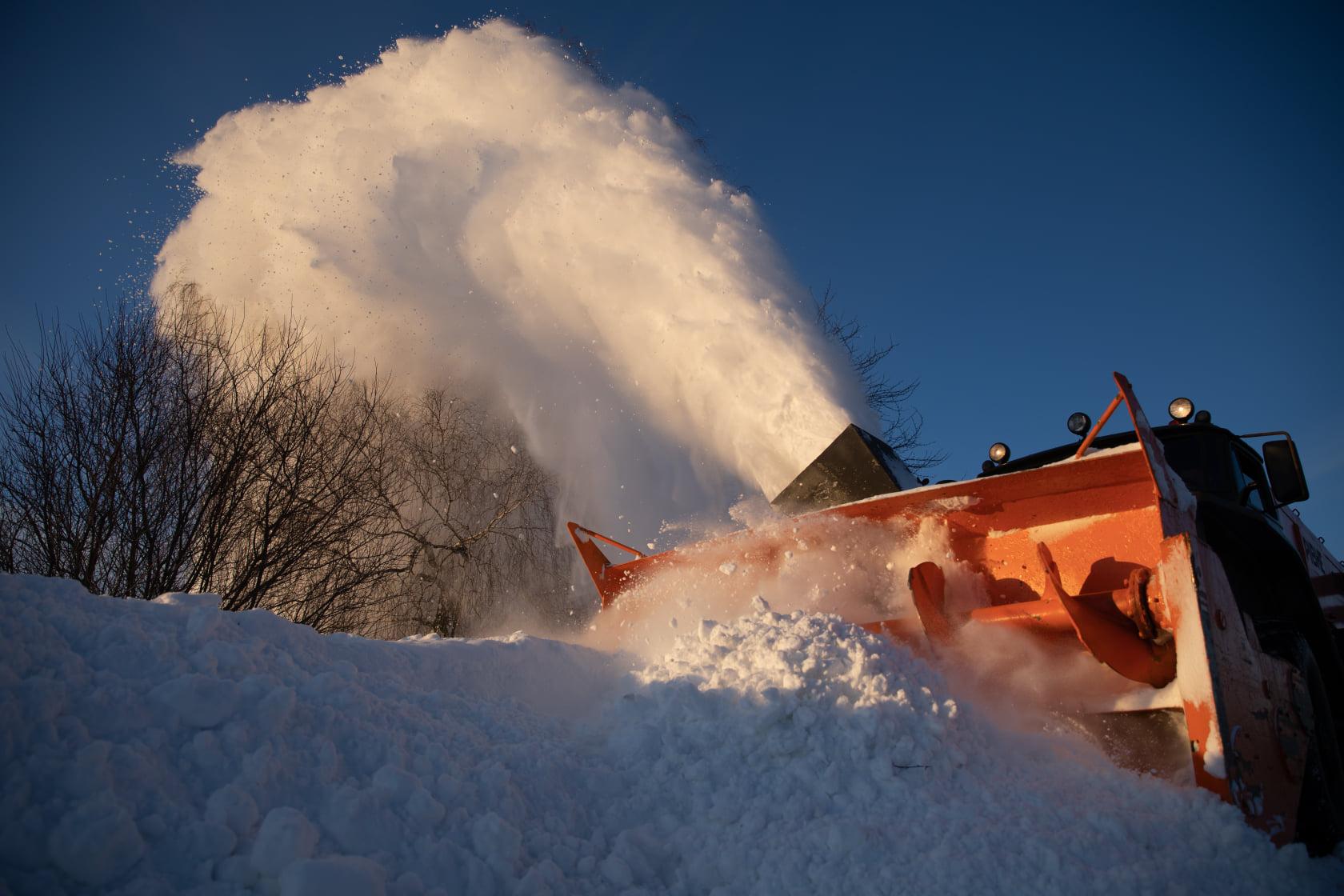 В Україні випало до 5 см снігу: проїзд на автодорогах державного значення забезпечено - сніг, Очистка, дороги - 151113808 3250046081761953 7716409965650320395 o