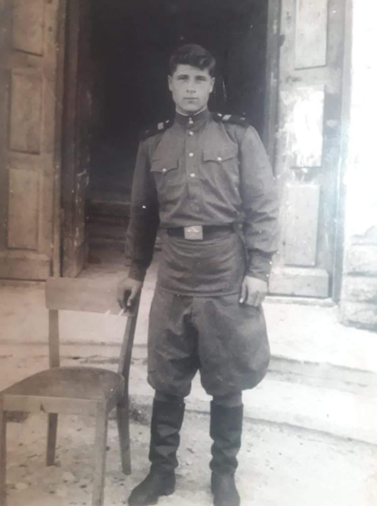На Київщині розшукали родичів червоноармійця - червоноармієць, Друга світова війна - 151851566 4128195593877854 2290404213247944418 o