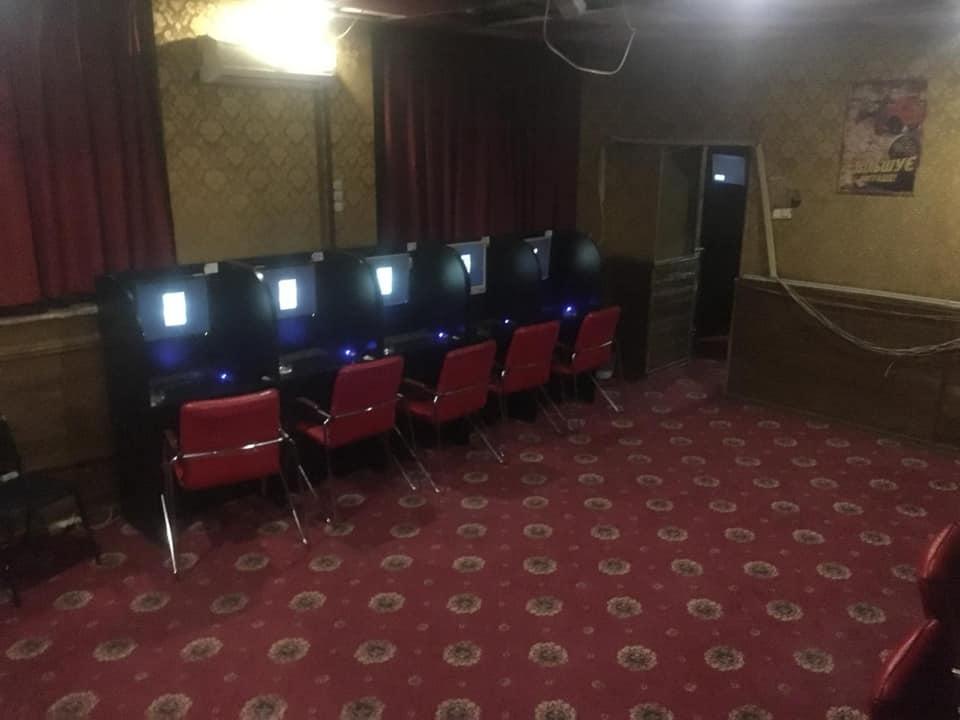 У Василькові працювали 2, раніше закритих, «лохотрона» - обладнання, гральні заклади, гральний бізнес - 152515765 2451021565042039 4631148924777165277 n