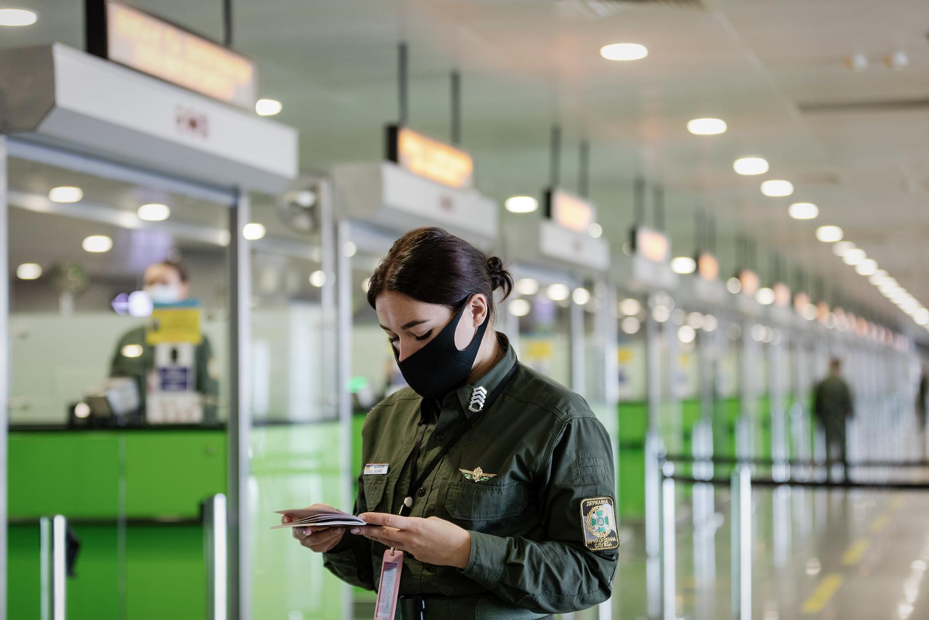 Підробка документів коштувала іноземній громадянці $3 тис. - прикордонники, афера, аеропорт «Бориспіль» - 153977459 1032384917248076 7041457652885716950 o