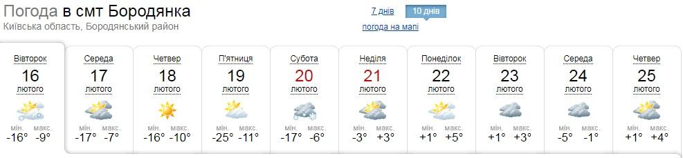 Через люті морози в Бородянці можуть закрити школи - школи, Освіта, морози, Діти, Бородянська школа №2 - 16 shkoly