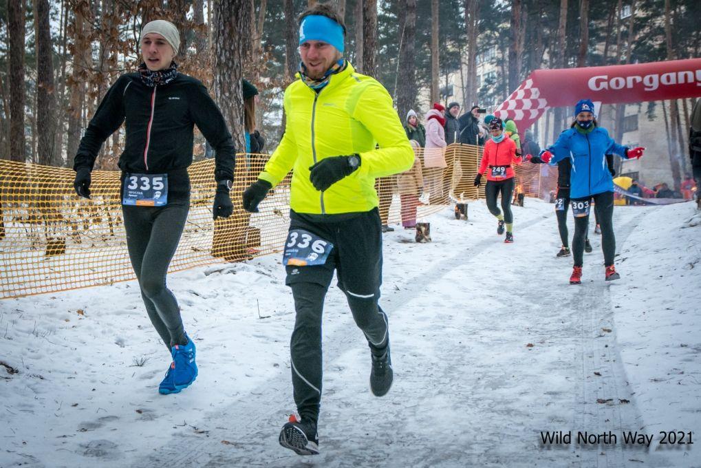 У Києві відбувся зимовий крос - крос, Зима, Біг - 181911 1