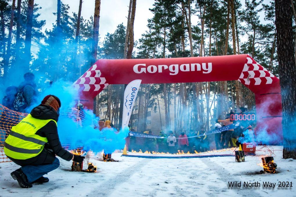 У Києві відбувся зимовий крос - крос, Зима, Біг - 181931