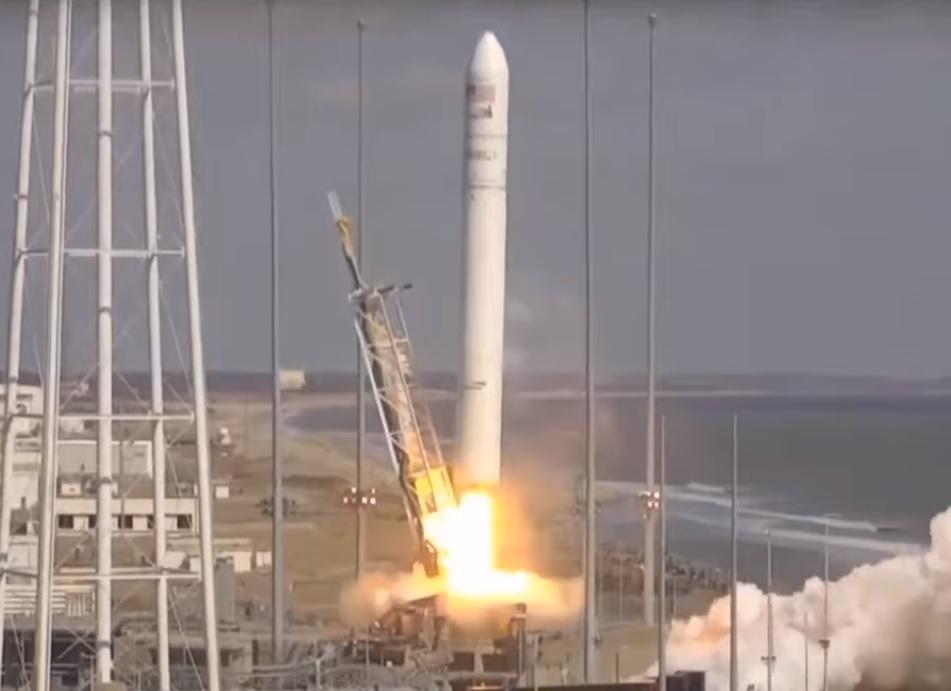В США успішно запустили україно-американську ракету - ракета-носій, ракета, космос - 21 raketa