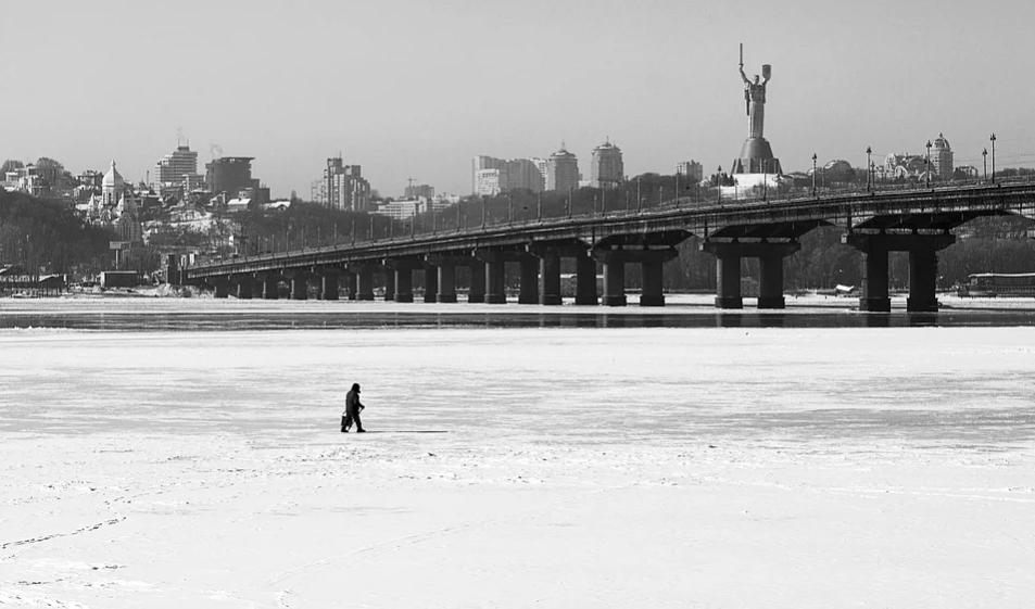 У Києві показник забруднення повітря знову більше ніж втричі перевищує норму - столиця, рейтинг, забруднення повітря, забруднене повітря - 22 kyev3