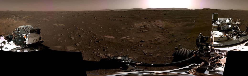 Як звучить Марс: Perseverance надіслав унікальний аудіозапис - Червона планета, НАСА NASA, марсохід, Марс, NASA - 23 rover
