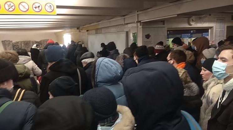 На станції метро «Лук'янівська» ремонтуватимуть ескалатори - ремонтні роботи, метрополітен - 8ca86cb46fafbef87d4a324051807433 wide big