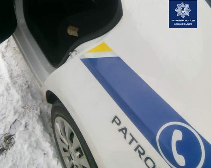 Відкупитися не вийшло: як водій пропонував патрульним с. Чайки хабар - Чайки, хабар, с. Чайки, перевищення швидкості, патрульні, патрульна поліція - FB IMG 1612335633667