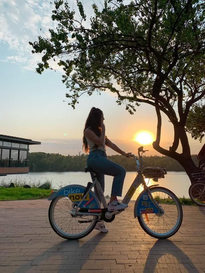 Тепер орендувати велосипеди можна в Ірпені, Вишгороді, Вишневому, Коцюбинському і Борщагівці - Прокат, весна, велоспорт, велосипедисти, велосипед, Велопрокат - FB IMG 1612590646562