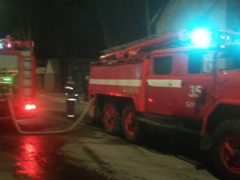 З'явилися подробиці масштабної пожежі в Ірпені - Приватний сектор, загорання житлового будинку, житловий будинок, ДСНС, вогонь - IMG 20210208 094049 910