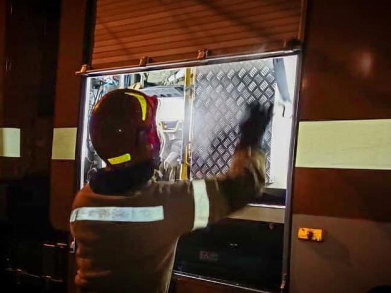 55% опіків тіла: у Києві під час пожежі постраждав 37-річний чоловік - опіки, ДСНС Києва, ДСНС, Дарницький район, вогонь - IMG 20210210 103545 303