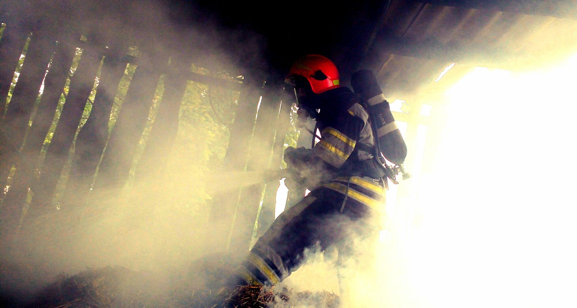 Трагічна знахідка під час пожежі на Вишгородщині - пожежа, ДСНС України у Київській області, Вишгородський район - PPPPP 2000x1067