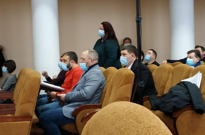 Сесія Вишгородської міської ради припинила дію свого рішення - спорт, Сесія Вишгородської міської ради, ДЮСШ, Вишгород - Ses DYUSSH2