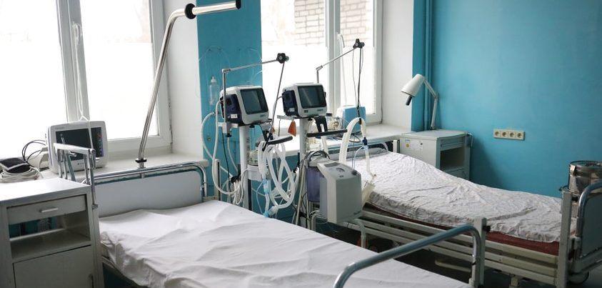 У Переяславській ЦРЛ від COVID-19 лікуються 12 людей - Переяславська ЦРЛ, Переяслав, коронавірус - img0121 fd302a39