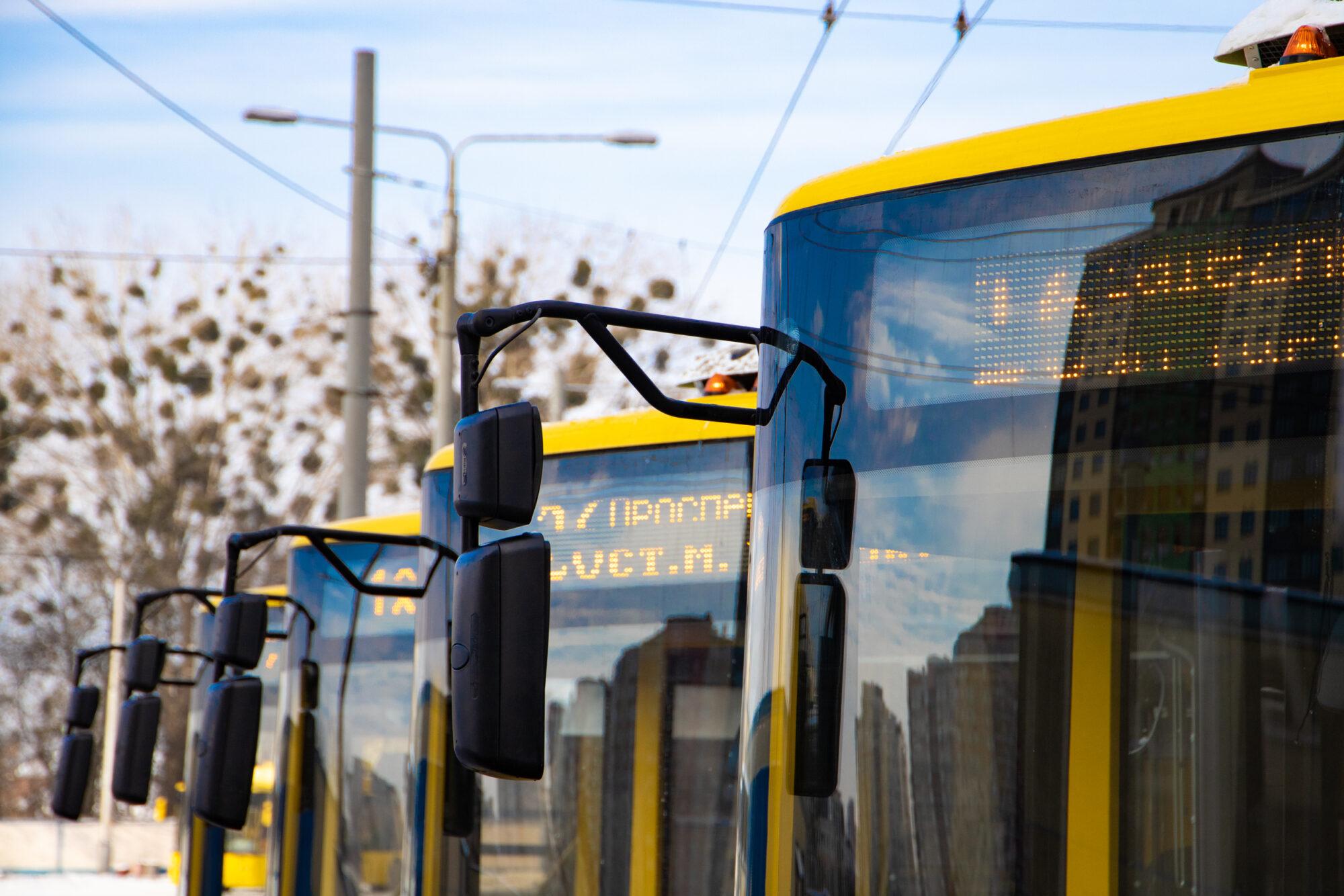 На дорогах Києва з'явились нові тролейбуси - тролейбуси, закупівлі, громадський транспорт - imgbig 3 2000x1334