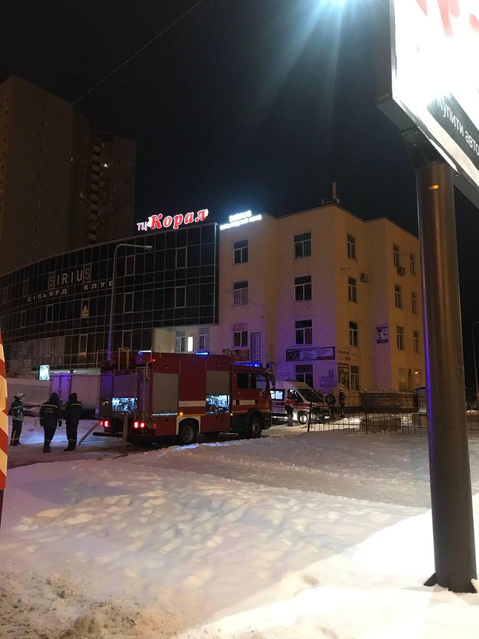 Київ минулої доби: крадіжки, пожежі та ДТП - Торговий центр, крадіжки, загиблі - index1