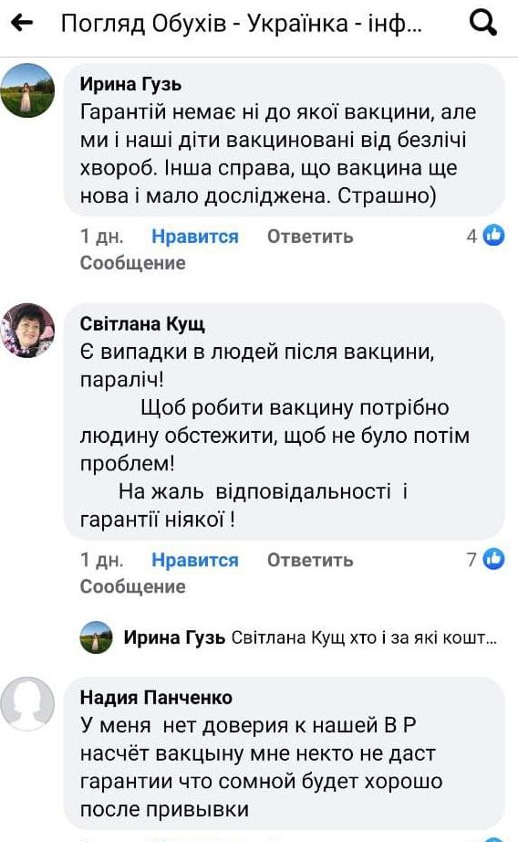 Що думають жителі Київщини про вакцинацію від COVID-19 - Щеплення, Опитування, Населення, коронавірус, Вакцинація - lbuhiv
