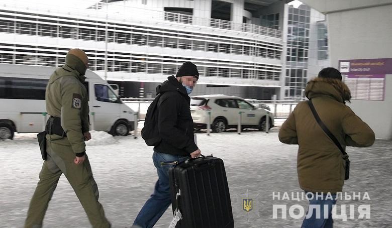 Київ кримінальний: крадіжки, напади та погрози - пограбування, напад, крадіжки, іноземець - norveg2