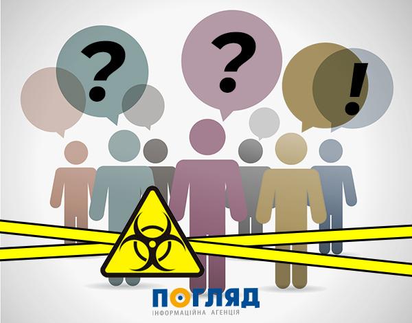 Половина опитаних українців вважає загрозу від COVID-19 перебільшеною - українці, пандемія, Опитування, коронавірус, COVID-19 - opros 2