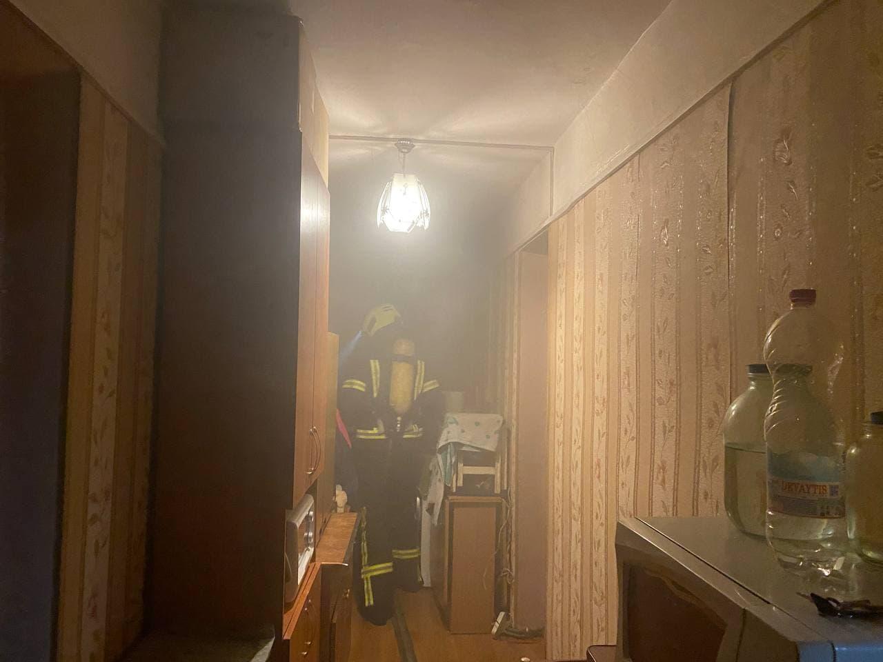 Крадіжки, напади й пожежі: з якою небезпекою зіткнулися кияни - розбійний напад, пожежі, крадіжки - photo 2021 02 04 12 32 28