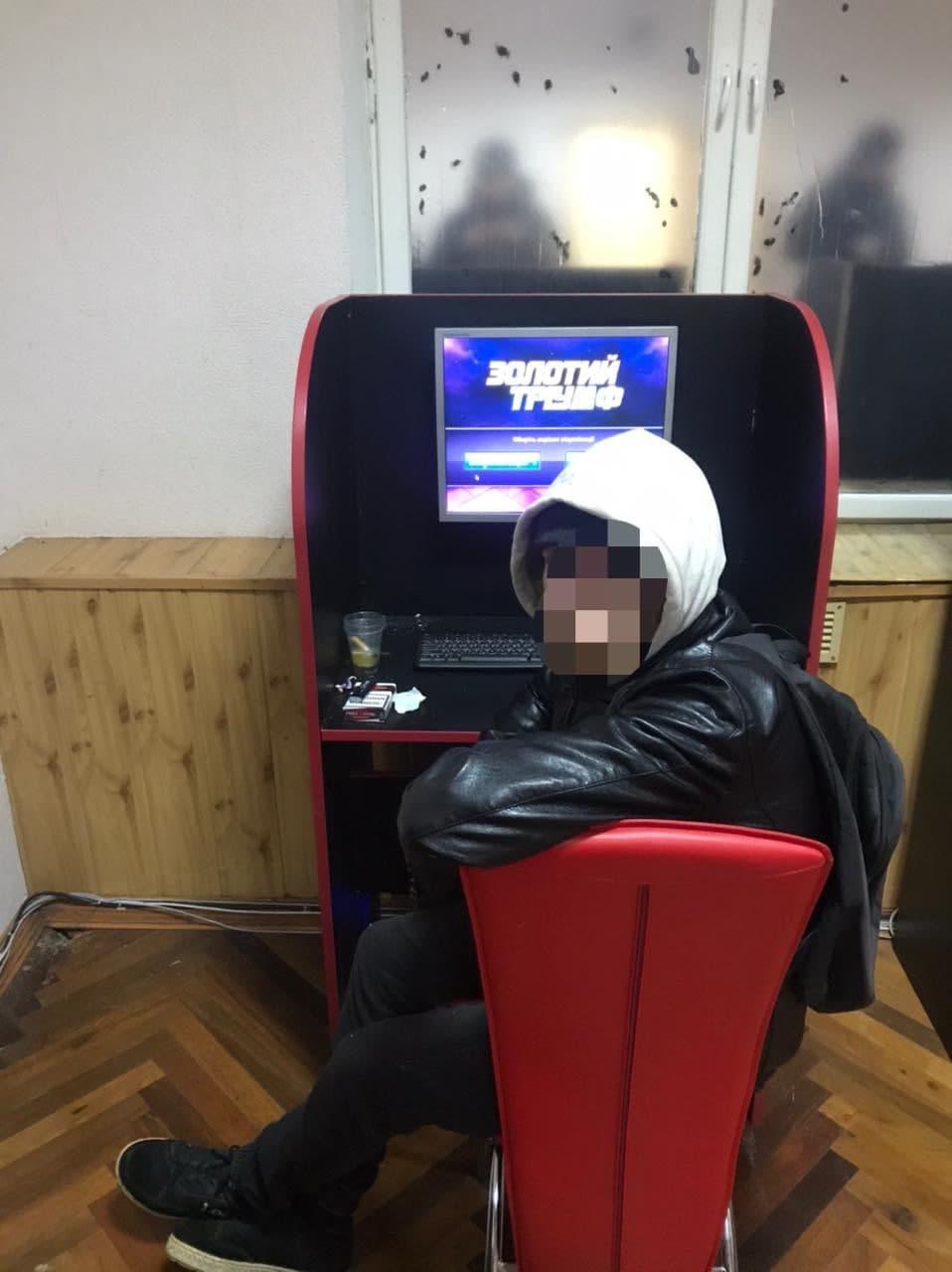У Баришівці в господарському приміщенні розмістили казино - прокуратура Київської області, казино - photo 2021 02 10 14 47 16 2