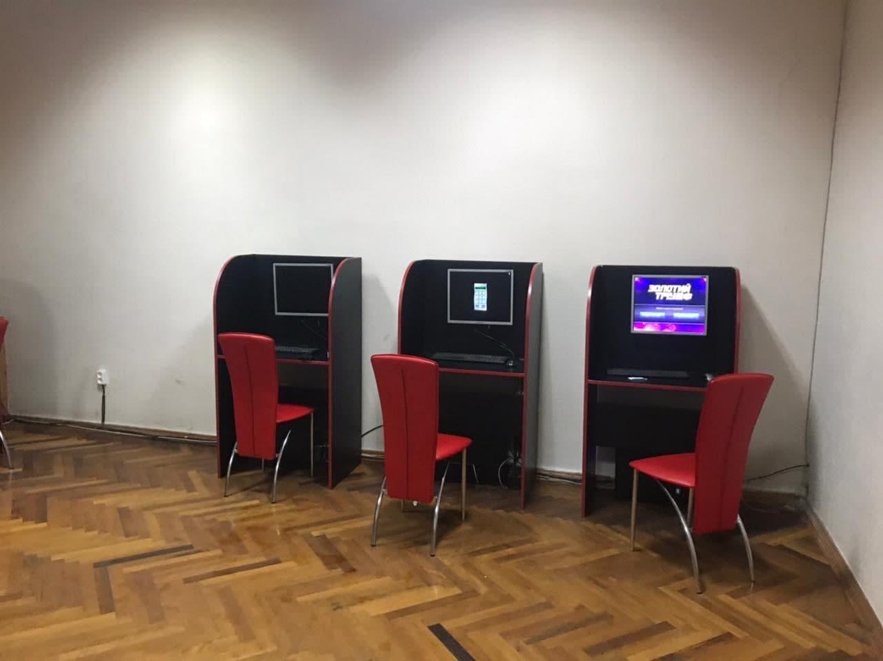 У Баришівці в господарському приміщенні розмістили казино - прокуратура Київської області, казино - photo 2021 02 10 14 47 17