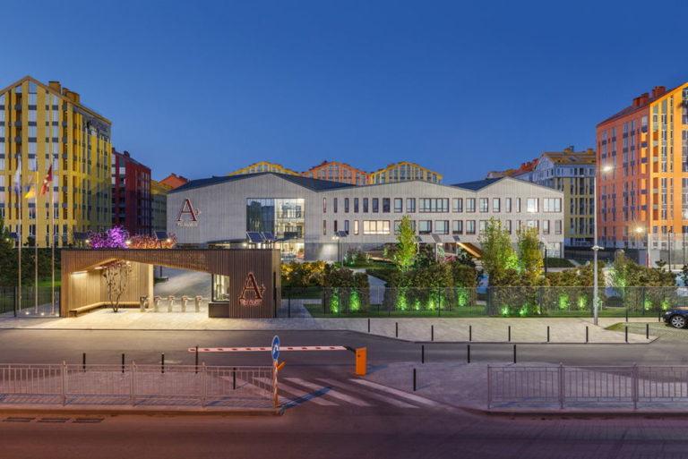 На архітектурну премію ЄС номінували 7 проєктів із Києва - столиця, проєкти, премія, архітектура - premiya sajt 02 02 2021. 4 768x513 1
