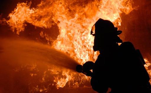 У Германівці, що на Обухівщині, спалахнув приватний будинок - пожежа, загорання житлового будинку, вогонь - unnamed 2 1