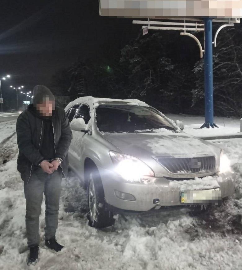 За добу у столиці сталося майже 70 крадіжок - угон авто, пограбування, крадіжки, заволодіння чужим майном - ygon golos 08022021