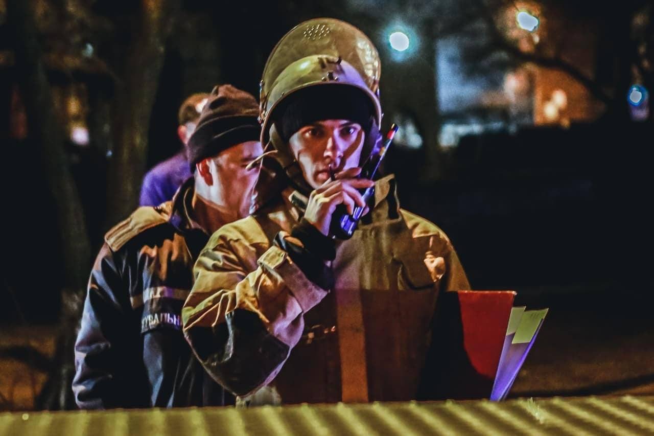 Врятували трьох людей: нічна пожежа в Києві - пожежа - IMG 20210329 085925 705