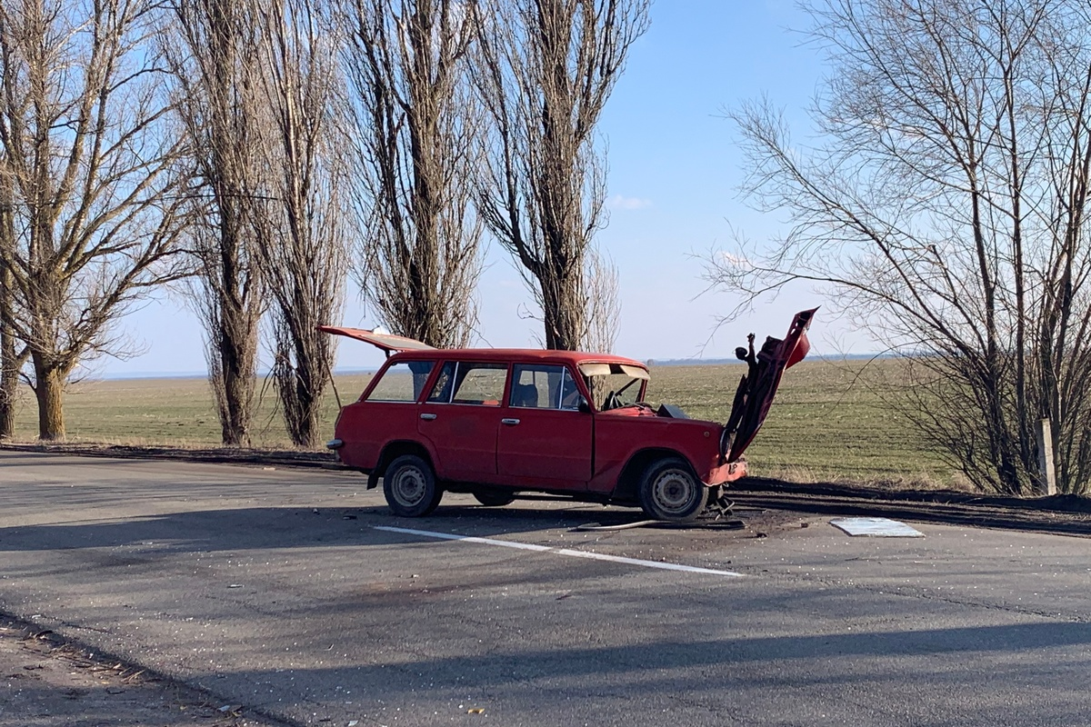 Під Борисполем сталася масштабна ДТП - поліція Київської області, Переяслав, Аварія на дорозі - img 0572